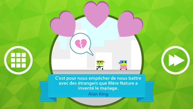 Animation et petite phrase… Et Françoise ;)